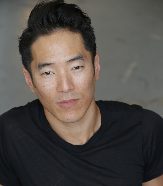 Leonardo Nam. Photographed by Paul Smith Photography.