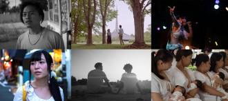Clockwise from top left: Gook, Columbus, Tokyo Idols, Motherland,Tokyo Idols.