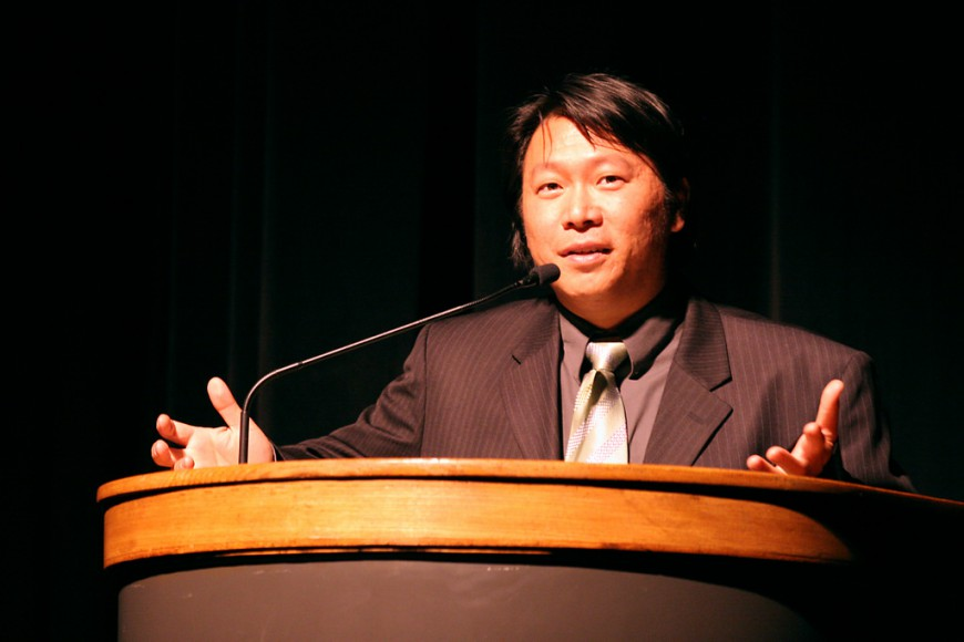 Filmmaker Ham Tran. Photo by Albert Chau/CAAM.