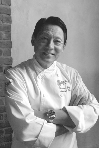 Chef Lawrence Chu, co-founder of Asian Chefs Association. Photo by Ray Grefe.