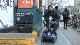 """When We Walk,"" by award-winning filmmaker Jason DaSilva."