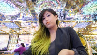 Filmmaker Yoko Okumura.