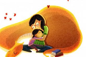 Art by Nidhi Chanani.