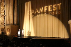 "CAAMFest 2017 Closing Night: West Coast Premiere of ""The Chinese Exclusion Act."" Photo by Erina C Alejo for CAAM."
