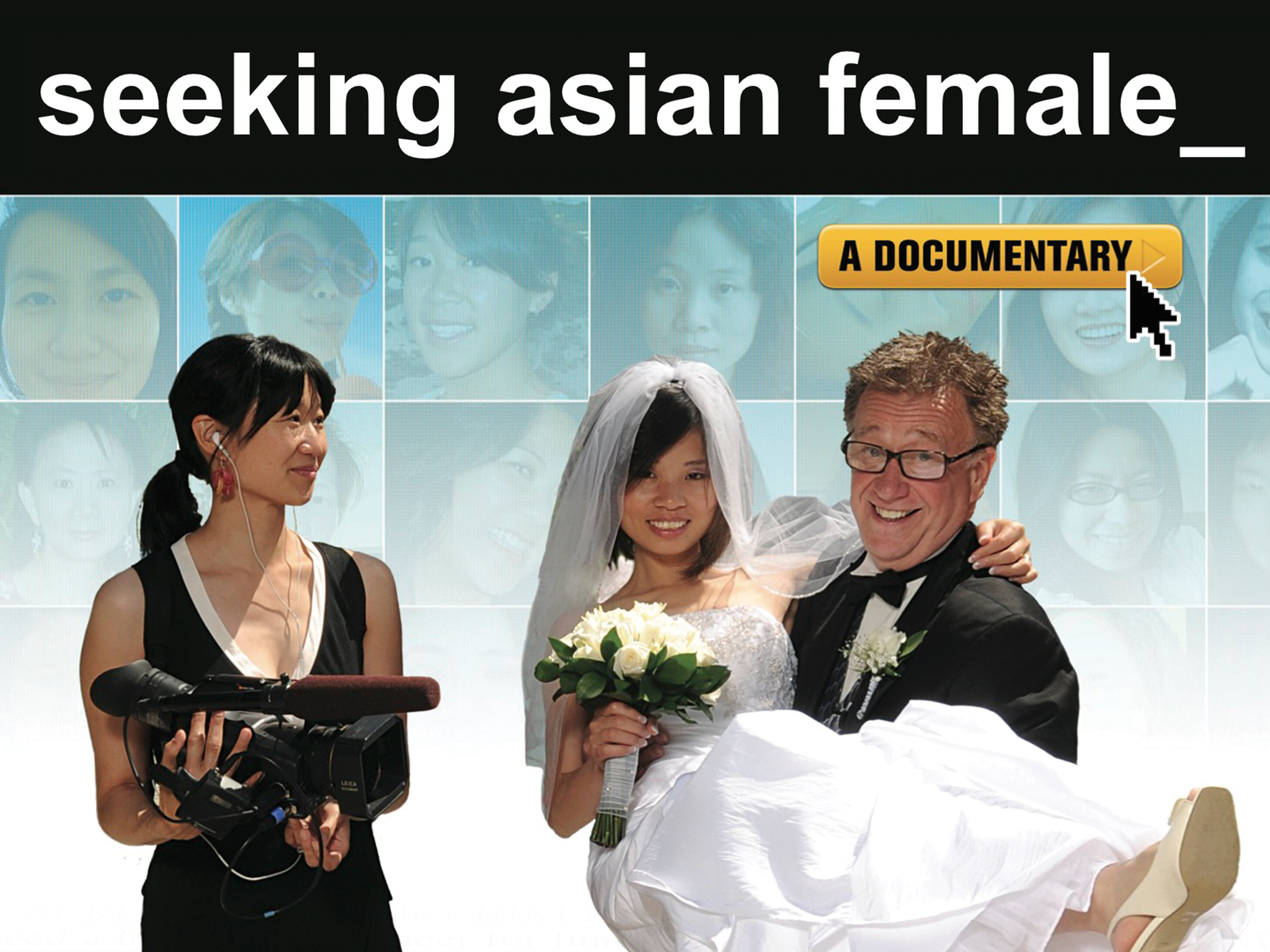 "Steve, an aging white man with ""yellow fever,"" finds a young Chinese bride named Sandy through the Internet. The couple soon discovers that their dreams of a perfect love and life greatly contrast from their bitter reality. An honest, intimate documentary about culture, love, and the immigrant experience."