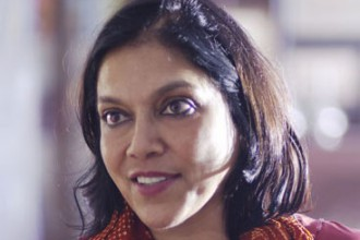 Award-winning director Mira Nair will helm the musical version of her 2001 hit film, Monsoon Wedding, at Berkeley Rep in 2017. Photo by Ishaan Nair.