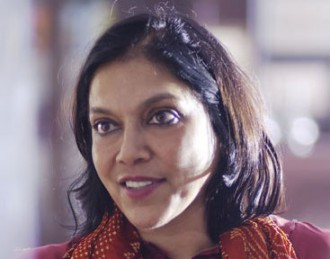 Award-winning director Mira Nair will helm the musical version of her 2001 hit film, Monsoon Wedding, at Berkeley Rep in 2017. Photo by Ishaan Nair.