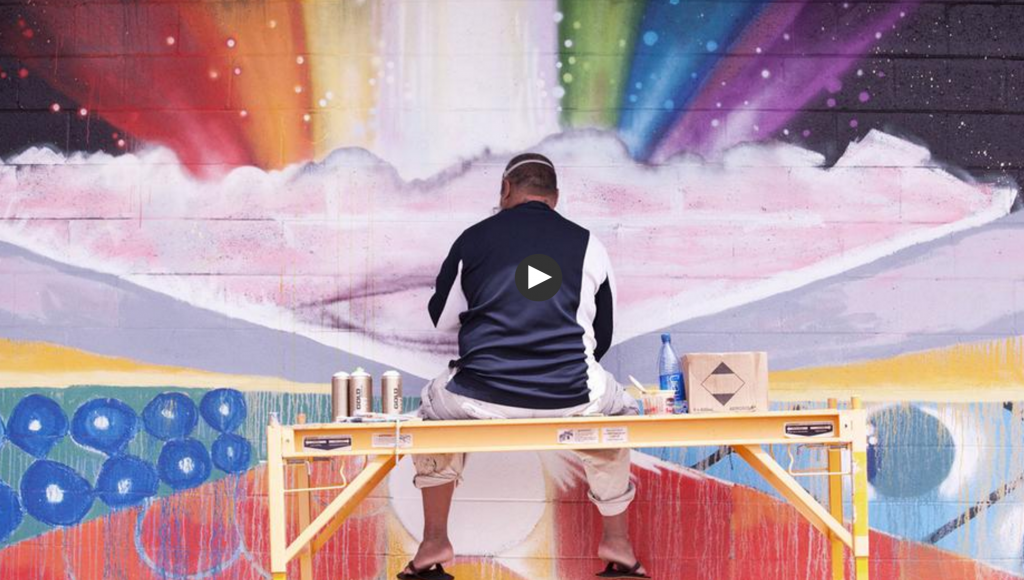 """""""Mele Murals,"""" directed by Tadashi Nakamura, 56 minutes, now streaming on PBS.org through the end of May 2017."""