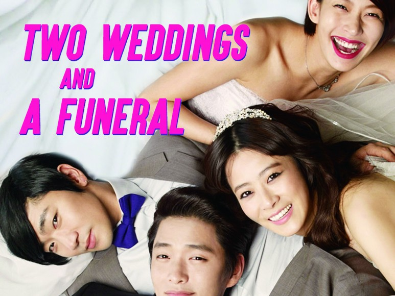 A gay man and a lesbian get married to hide their sexuality. They juggle their secret identities, fool friends and family, and search for true love. Directed by Kim Jho Gwangsoo