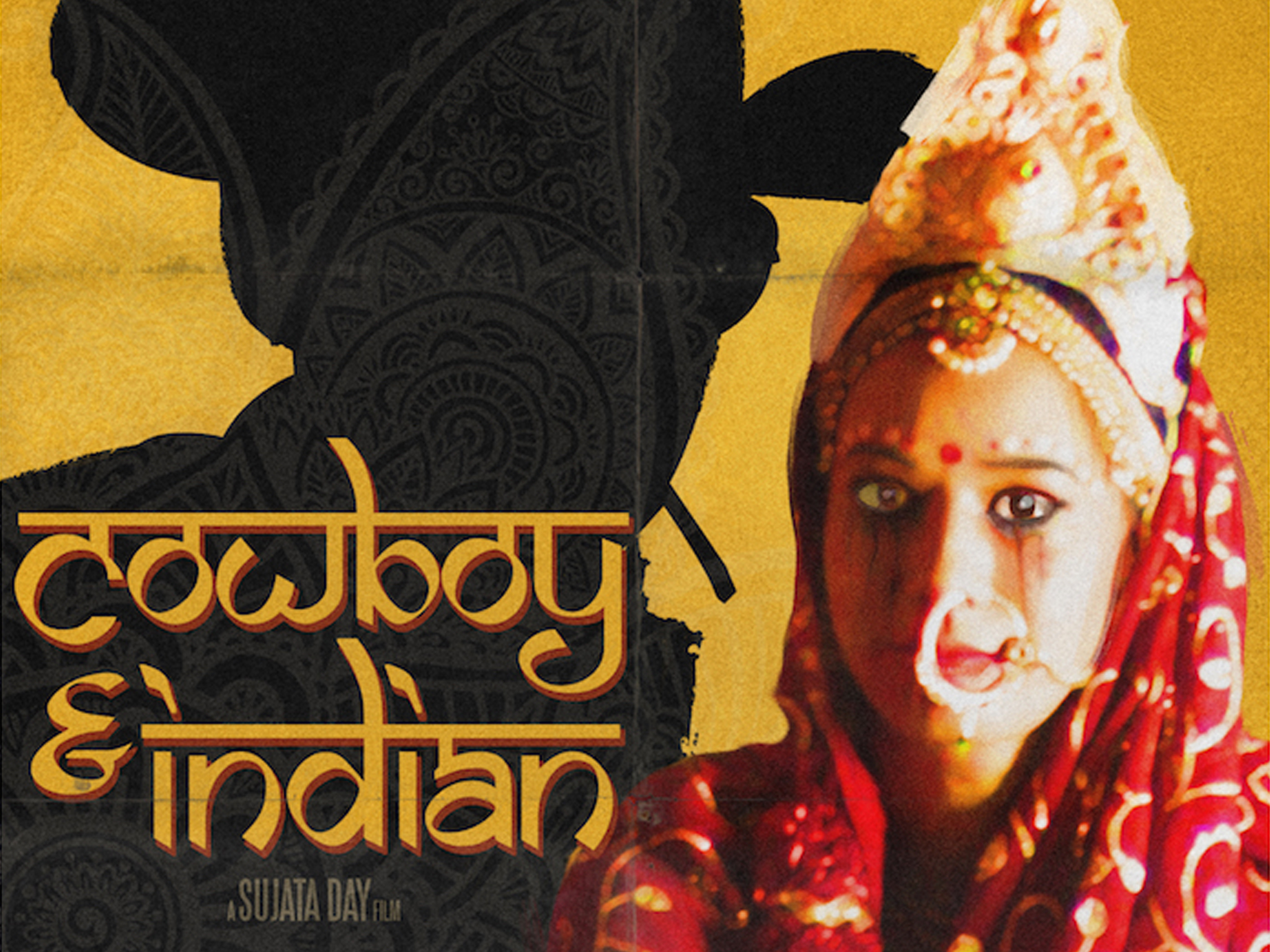 A cowboy chances upon a Bengali bride. They develop a dynamic where they realize that things shouldn't be taken at face  value. Directed by Sujata Day.