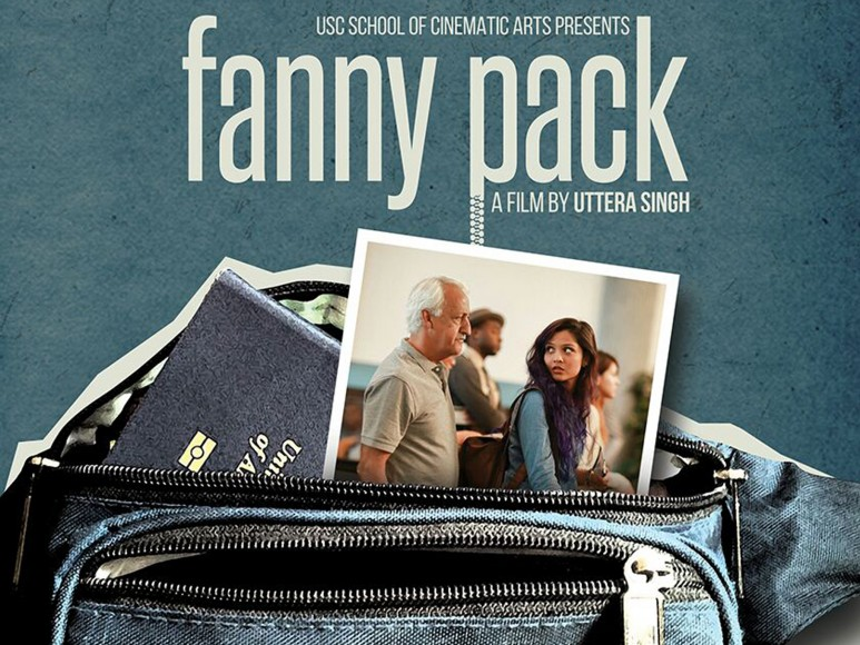 A young Indian American woman tries to catch a flight bound for New York when her fanny pack clad father attempts to stop  her. Directed by Uttara Singh.