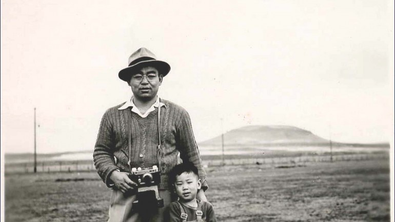 "Photo from ""Resistance at Tule Lake,"" a documentary by Konrad Aderer."