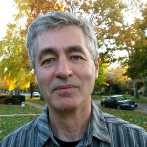 Filmmaker Steve James.