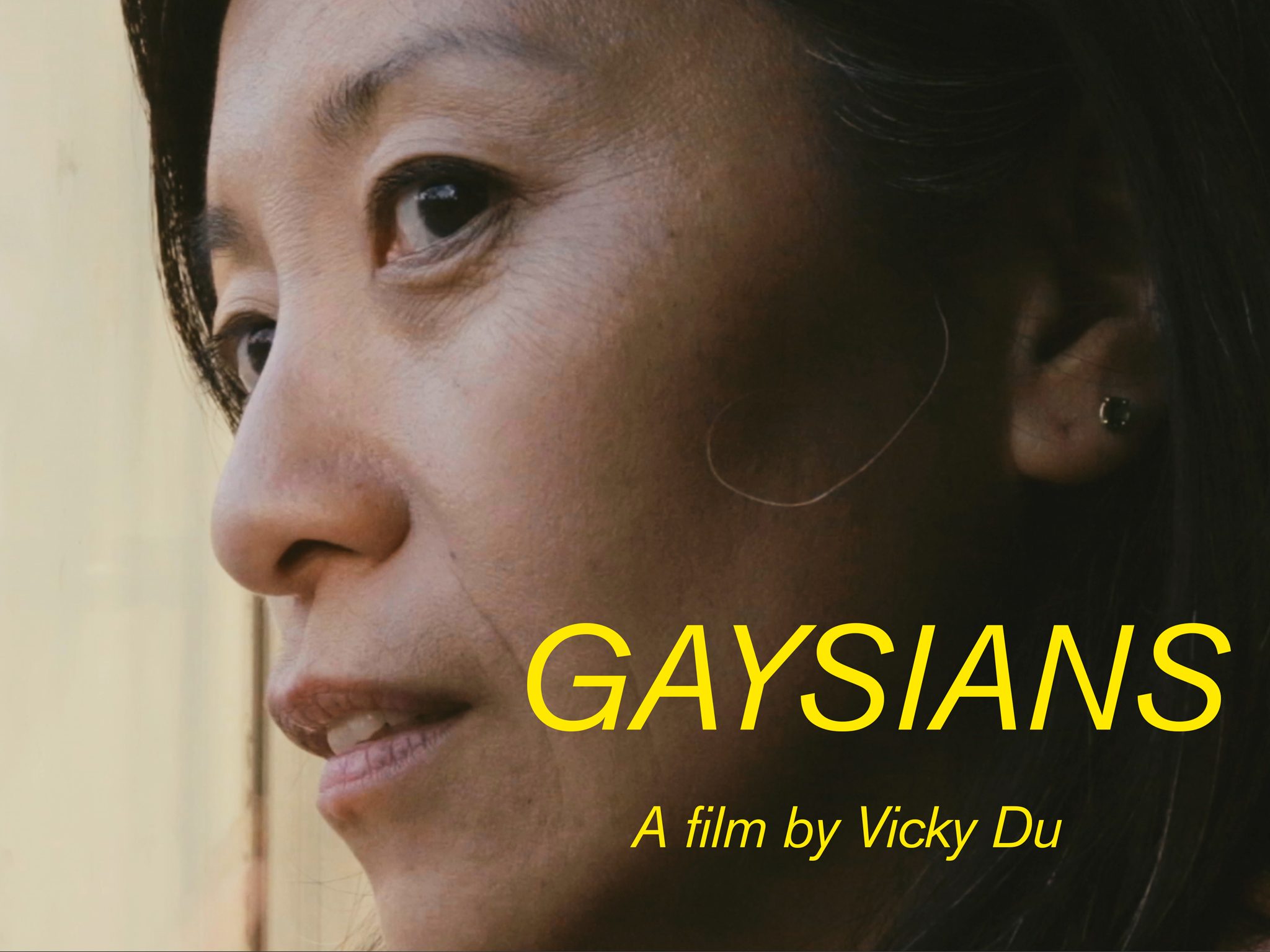 Gay and transgender Asian Americans in New York explore their relationships with family and culture. Directed by Vicky Du.