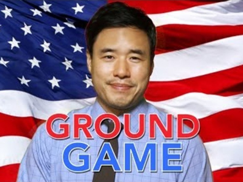 Watch six episodes of Ground Game. Episode one: Meet the staff of the Bill Hahn campaign for Mayor of Des Moines. Campaign manager Gavin (Josh Dean) tries to wrangle the candidate (Randall Park), his assistant (Kit Pongetti) and a crew of less-than-stellar staffers as they take on the sitting mayor. Directed by Aaron Hilliard.