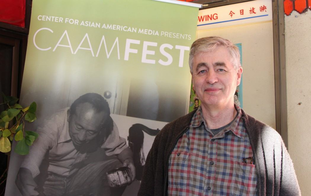 """""""Abacus: Small Enough to Jail"""" director Steve James at CAAMFest 2017"""