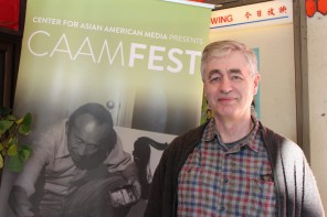 """Abacus: Small Enough to Jail"" director Steve James at CAAMFest 2017"