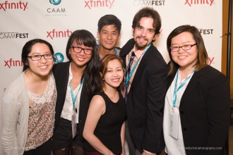 CAAMFest 2017 Opening Night Gala attendees. Photo by Willy Chen