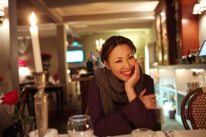 Ann Curry. Photo courtesy of David Turnley