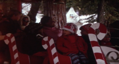Throwback Thursday: Kip Fulbeck's Santa's Village Visit in 1972