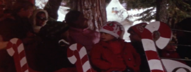 Throwback Thursday: Kip Fulbeck's Santa's Village Visit in 1972