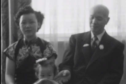 """Reuniting Lost Home Movies Through the Making of """"The Chinese Exclusion Act"""" Documentary"""