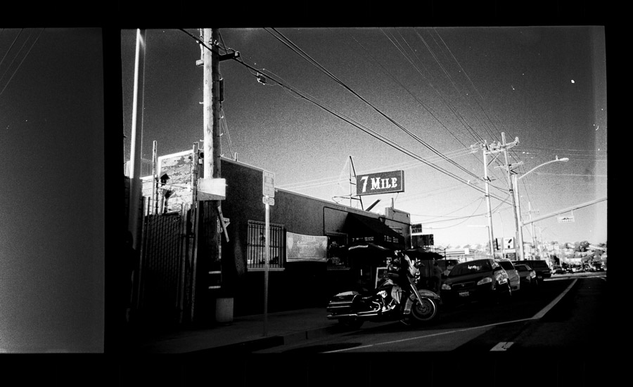 7 Mile House. Brisbane, CA. Known for: This former gold rush brothel turned speakeasy turned illegal sports gambling den serves up traditional Filipino fare, such as Lumpia, Chicken Adobo, and Sisig, alongside burgers, fries and ice-cold beer thanks to it's now Filipino American owners, Vanessa and Roel Villacarlo.