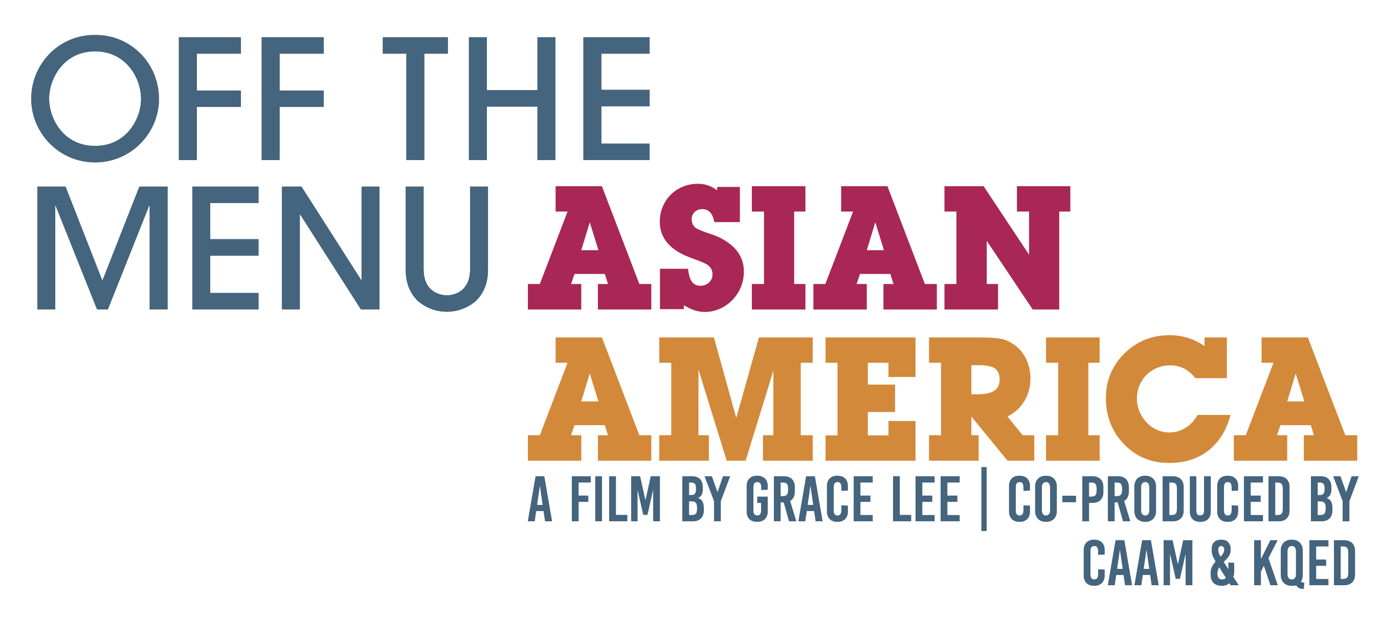 Off the Menu: Asian America -