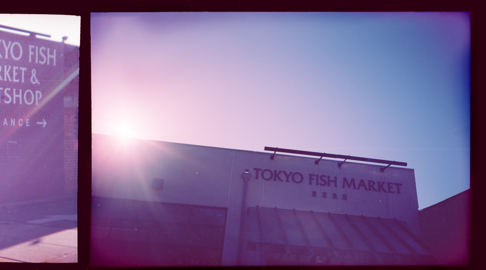 Tokyo FIsh Market. Albany, CA. Known for: the go-to spot to pick up some of the freshest sashimi in the Bay Area.