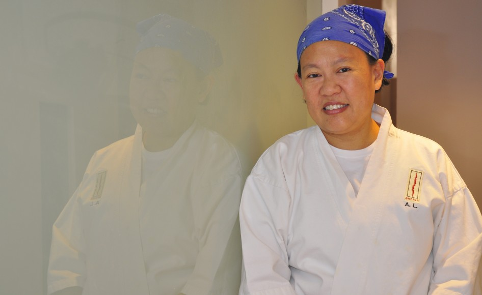 Anita Lo, Chef and Owner of Annisa