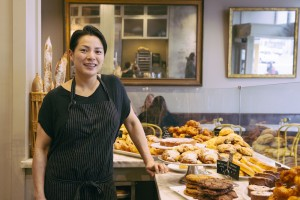 Belinda Leong Owner of b.patisserie