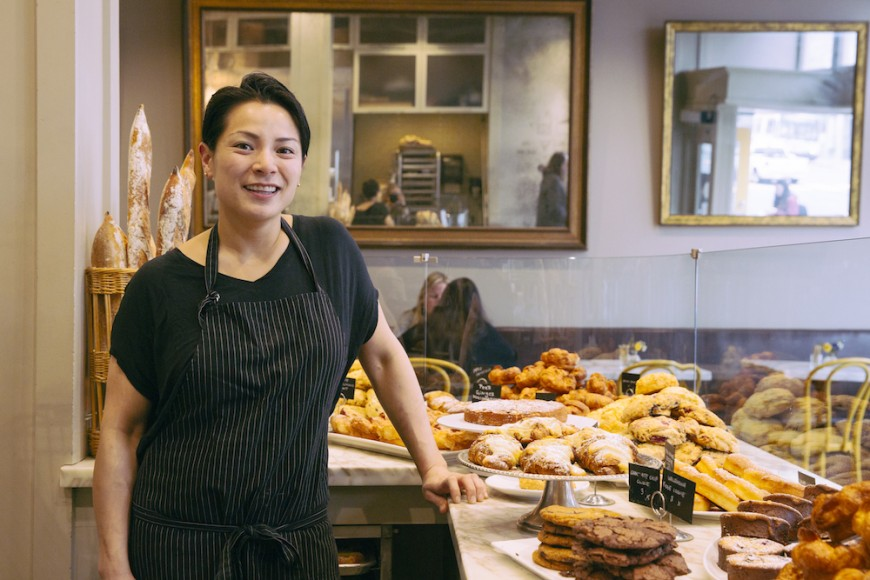 Belinda Leong, Owner of b.patisserie