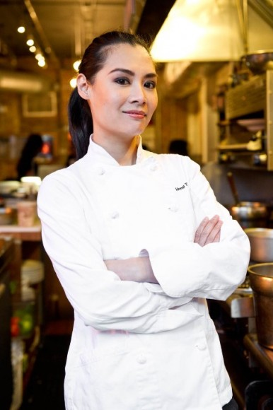 Hong Thaimee, Chef and owner of Ngam