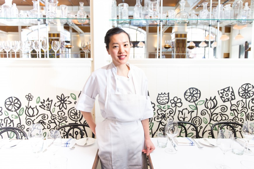 Jennifer Yee, Pastry Chef at Lafayette
