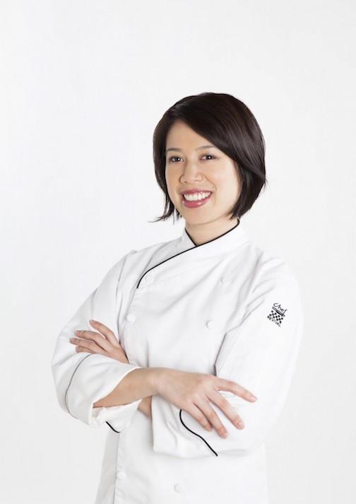 Christine Ha Writer And Masterchef Winner Off The