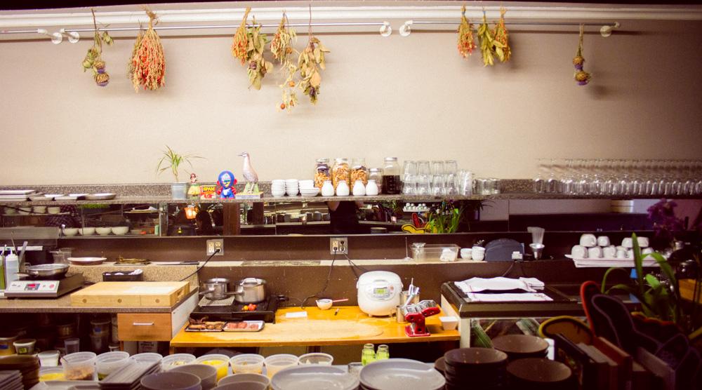 Prubechu's kitchen