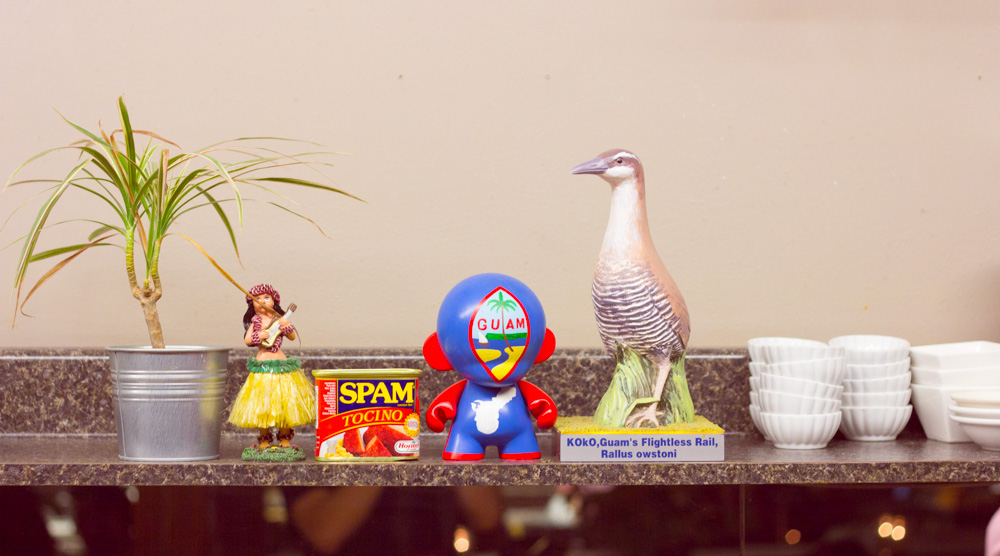 Knick knacks from home
