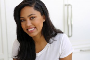 Ayesha Curry. Photo courtesy of Little, Brown and Company.