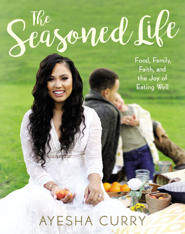 The Seasoned Life's cover image. Courtesy of Little, Brown and Company.